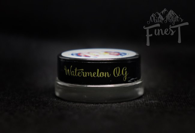 Mile High's Finest 500MG Watermelon OG