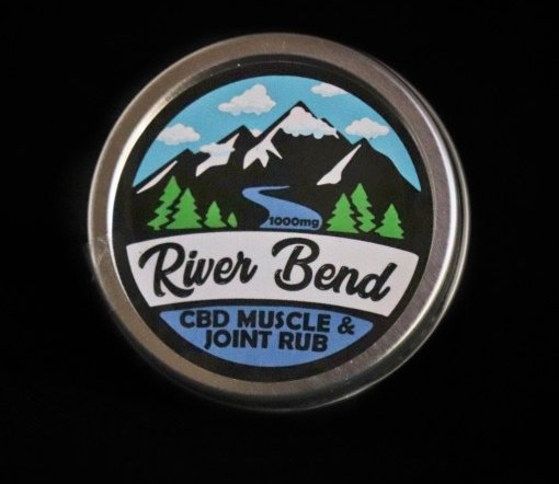 River Bend CBD Creme 1000MG