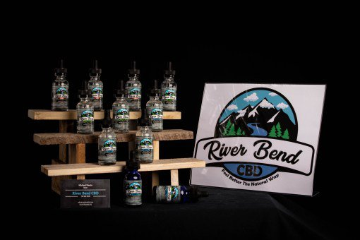 River Bend CBD 500MG Natural