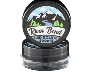 River Bend Isolate 500MG