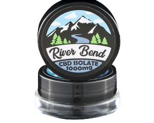 River Bend Isolate 1000MG